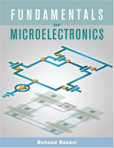 Fundamentals of Microelectronics   2008 edition cover