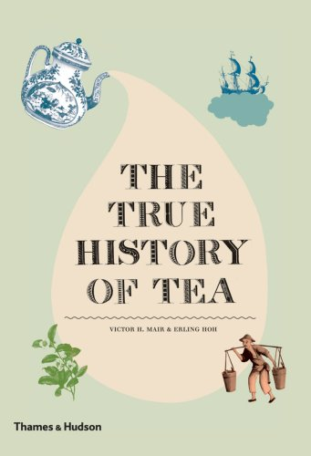 True History of Tea   2008 edition cover