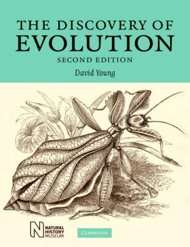 Discovery of Evolution  2nd 2007 (Revised) edition cover
