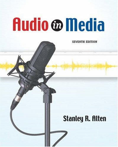 Audio in Media  7th 2005 (Revised) edition cover