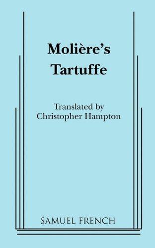 Molieres Tartuffe   1984 edition cover