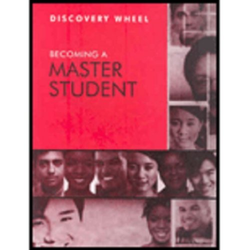 Student Discover Wheel for Becoming a Master Student  12th 2009 9780618950461 Front Cover