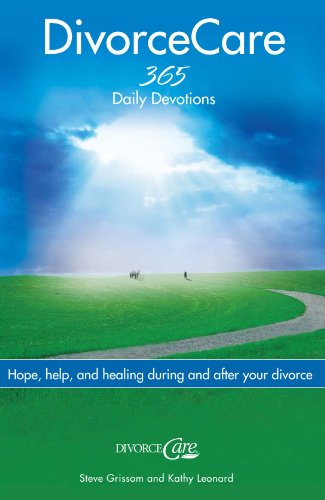 Divorce Care Hope, Help, and Healing During and after Your Divorce  2006 9780785212461 Front Cover