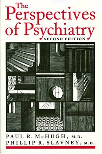 Perspectives of Psychiatry  2nd 1998 edition cover