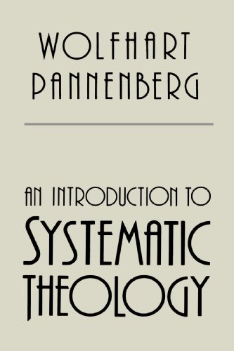 Introduction to Systematic Theology   1991 edition cover