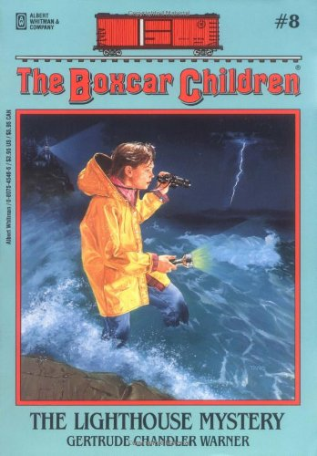Lighthouse Mystery   1990 (Reprint) edition cover