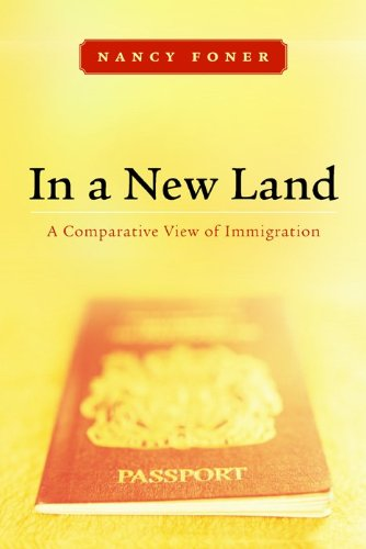 In a New Land A Comparative View of Immigration  2005 edition cover