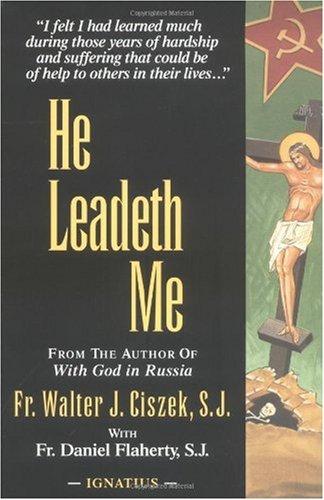 He Leadeth Me  N/A edition cover