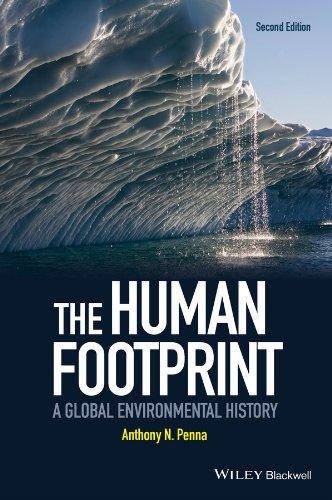 Human Footprint A Global Environmental History 2nd 2015 9781118912461 Front Cover