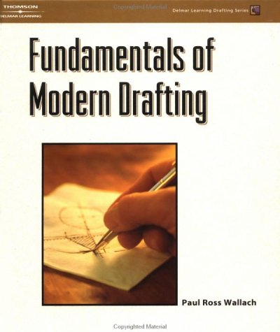 Fundamentals of Modern Drafting   2003 9781401809461 Front Cover