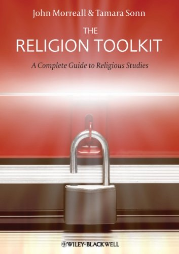 Religion Toolkit A Complete Guide to Religious Studies  2012 edition cover