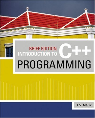 Introduction to C++ Programming   2009 (Brief Edition) edition cover