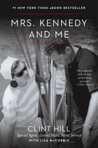 Mrs. Kennedy and Me   2012 edition cover