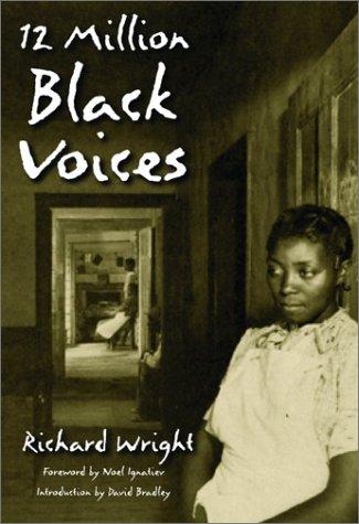 12 Million Black Voices   2002 9781560254461 Front Cover