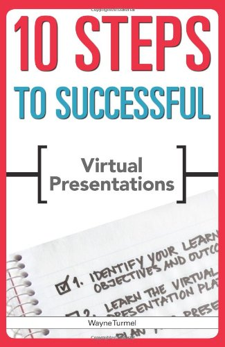 10 Steps to Successful Virtual Presentations  N/A edition cover