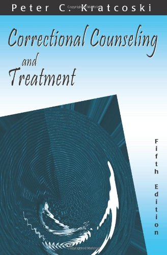 Correctional Counseling and Treatment  5th 2004 edition cover