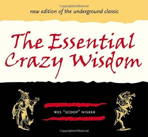 Essential Crazy Wisdom   2001 (Reprint) edition cover