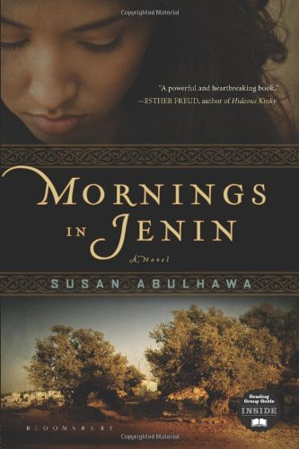 Mornings in Jenin   2010 edition cover