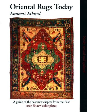 Oriental Rugs Today 2nd 2003 edition cover