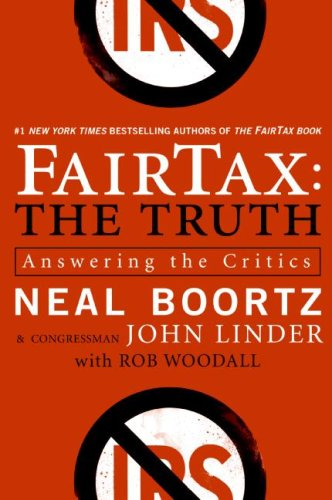 Fairtax - The Truth Answering the Critics  2008 edition cover
