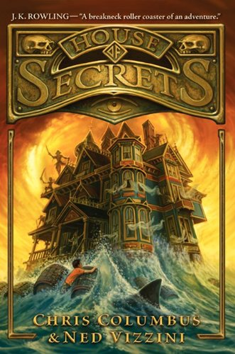 House of Secrets  N/A edition cover