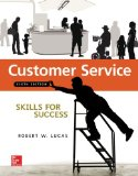 Customer Service Skills for Success:   2014 9780073545462 Front Cover