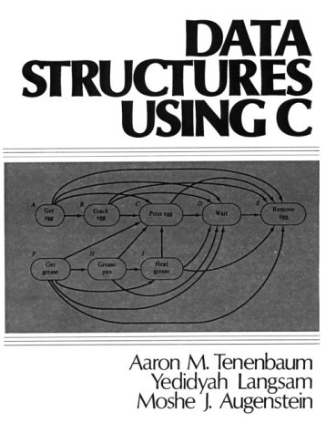 Data Structures Using C   1990 edition cover