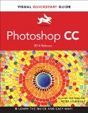 Photoshop CC Visual QuickStart Guide (2014 Release)  2015 edition cover