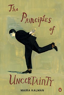 Principles of Uncertainty  N/A edition cover