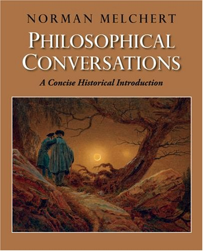Philosophical Conversations A Concise Historical Introduction  2009 edition cover