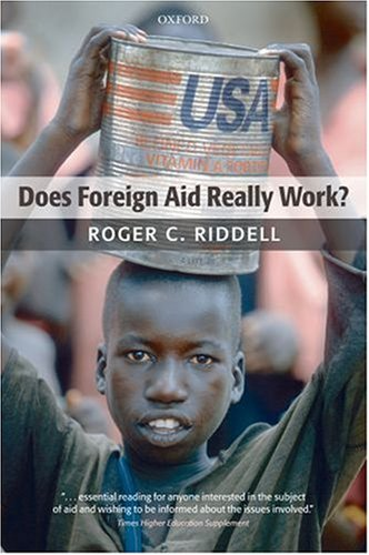 Does Foreign Aid Really Work?   2008 edition cover