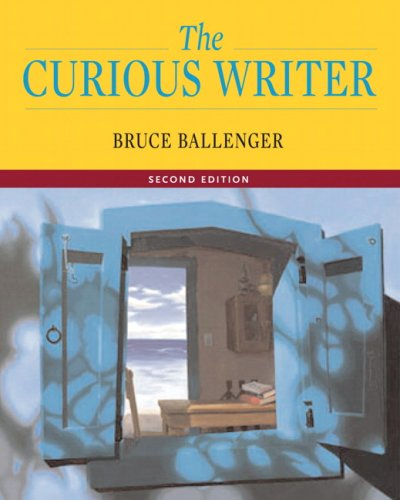 Curious Writer  2nd 2008 (Revised) edition cover