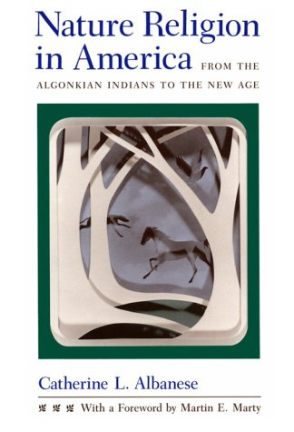 Nature Religion in America From the Algonkian Indians to the New Age N/A edition cover