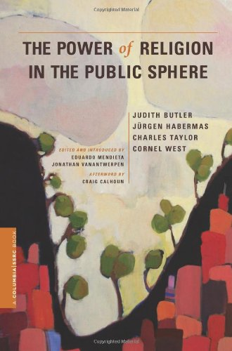 Power of Religion in the Public Sphere   2011 edition cover