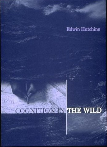 Cognition in the Wild   2002 edition cover