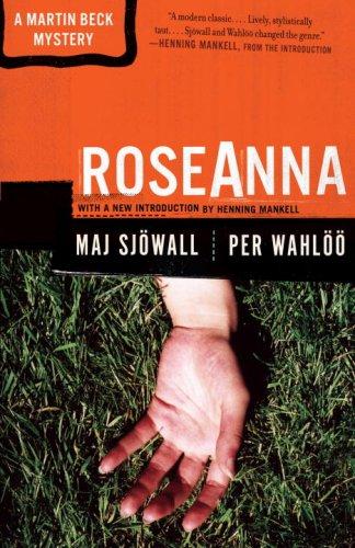 Roseanna  N/A edition cover