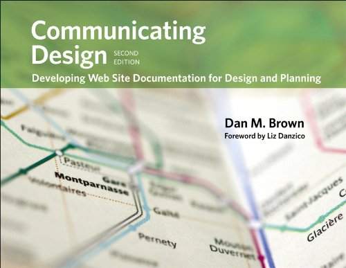 Communicating Design Developing Web Site Documentation for Design and Planning 2nd 2011 (Revised) edition cover
