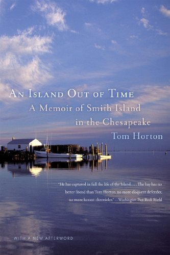Island Out of Time A Memoir of Smith Island in the Chesapeake N/A edition cover
