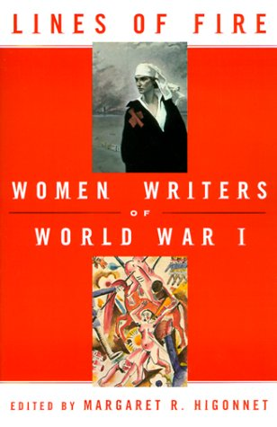 Lines of Fire Women Writers of World War II  1999 edition cover