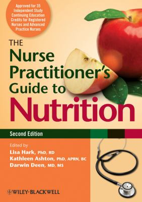 Nurse Practitioner's Guide to Nutrition  2nd 2012 edition cover