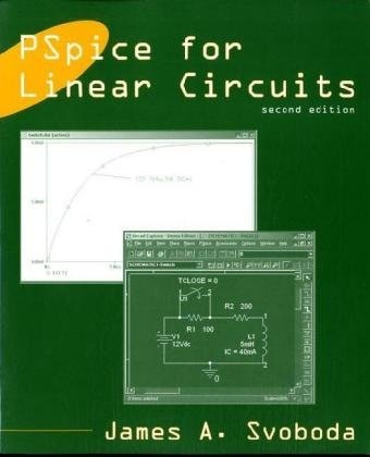 PSpice for Linear Circuits  2nd 2007 edition cover
