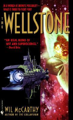 Wellstone A Queendom of Sol Novel  2003 9780553584462 Front Cover