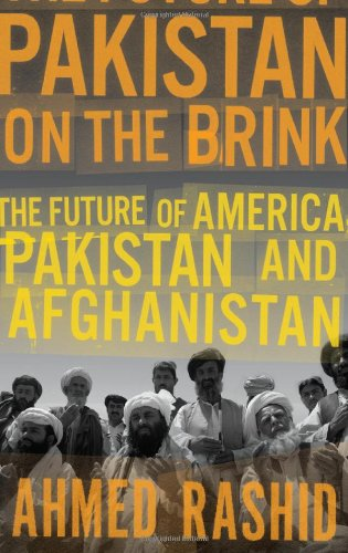 Pakistan on the Brink The Future of America, Pakistan, and Afghanistan  2012 edition cover
