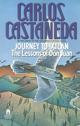 Journey to Ixtlan The Lessons of Don Juan  1972 edition cover