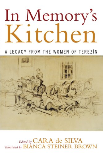 In Memory's Kitchen A Legacy from the Women of Terezin N/A edition cover