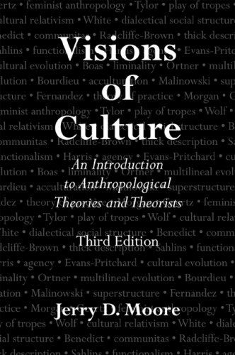 Visions of Culture An Introduction to Anthropological Theories and Theorists 3rd 2008 (Revised) 9780759111462 Front Cover