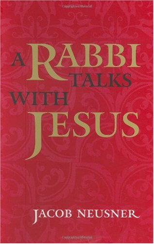 Rabbi Talks with Jesus   2000 (Revised) edition cover