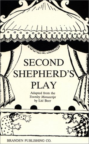Second Shepherd's Play  N/A edition cover