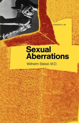 Sexual Aberrations  N/A 9780871402462 Front Cover