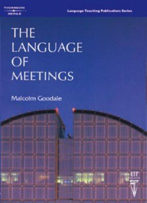 Language of Meetings   1987 edition cover